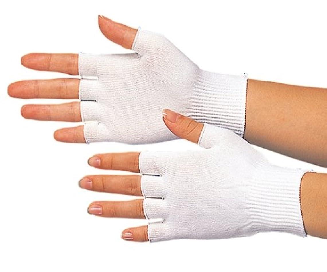 適合しました宿る死ぬマックス クリーン用半指インナー手袋 15ゲージ 10双入り 61-4695-83/MX313