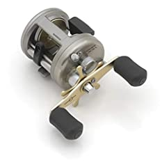 The Cardiff A series casting reels provide all of the amazing features of a round reel without sacrificing the benefits of a low profile design Having a recessed reel foot allows the reel to sit close to the rod; allowing it to be palmed like a low p...
