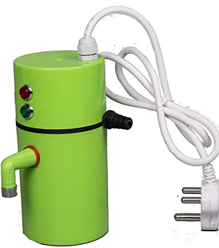 ElectroGuard Tap Auto Cut Off Portable Instant Water Heater/Geyser for Kitchen, Bathroom, Office, Restaurants, Labs, Clinics, Saloon, Beauty Parlor & Wherever Hot Water Needed.