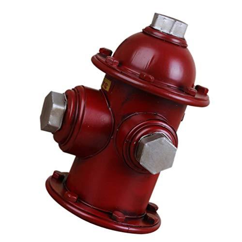 Yardwe Idrante Antincendio Statua Idrante Antincendio Pipì per Addestramento Cane Giardino Domestico Giardino Prato Sculture Esterne Decorazioni