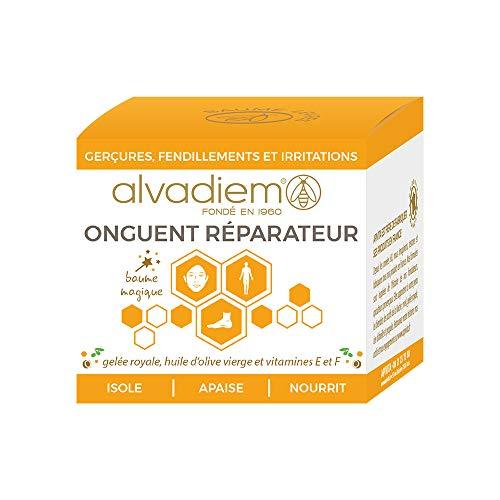 Apivita - Alvadiem - Onguent Soin des pieds et des Mains - Pot 50 ml