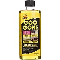 Goo Gone Original líquido–Superficie Seguro–Toallitas–Elimina Pegatinas, Etiquetas, Adhesivos, residuos, Cinta, Chicle, Grasa, alquitrán–8ml