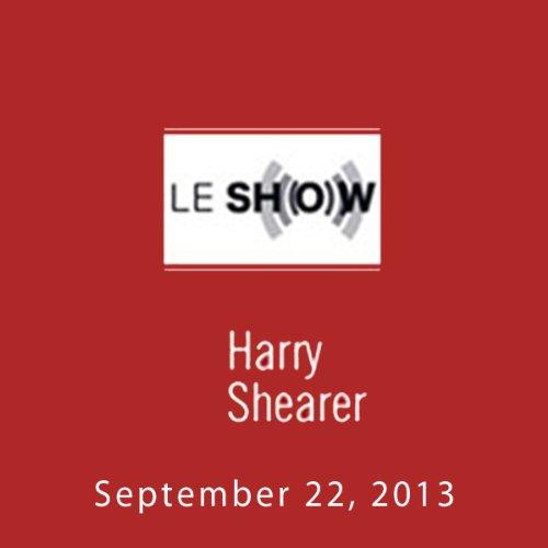 Le Show, September 22, 2013 audiobook cover art