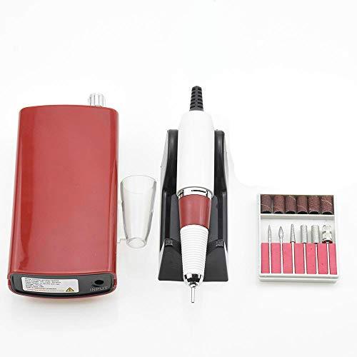 Nagelbohrer Elektrische 18w 30000rpm Elektrische Nagel-maniküre-maschine Set Für Nagel-pediküre-maschine Fingernagel-bohrklinge Fingernagel-zubehör Werkzeuge
