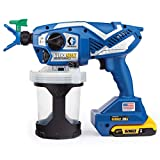 Graco-Ultra Max 17M367 Handheld or Cordless Airless Fence Paint Sprayer