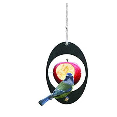 Eco Range Apple Bird Feeder by ashortwalk