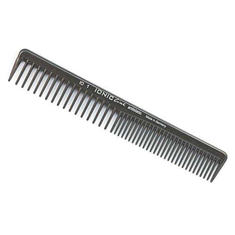 有効化浸したロッカーHercules S?gemann Ionic Line Cutting Comb with coarse and Very coarse Teeth | Ionized Thermoplastic - Made in Germany [並行輸入品]