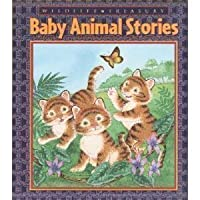 Treasury of Baby Animal Stories 0785326804 Book Cover
