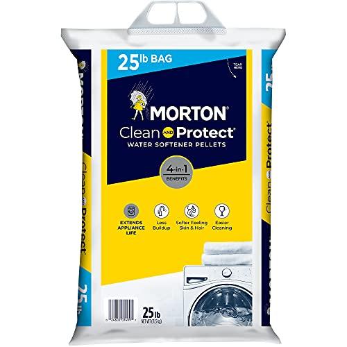 Morton salt 1499 clean protect, 25 lbs,Pellet