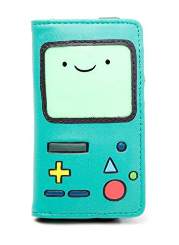 Adventure Time Porte-Monnaie, Vert (Multicolore) - UW1D7AADV