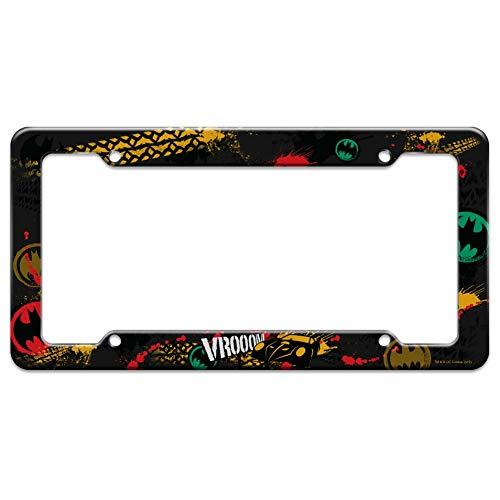 41jnLp-db3L Harley Quinn License Plate Frames