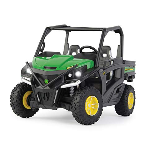 ERTL Big Farm Lights & Sounds John Deere 1:16 Scale Gator RSX 860i