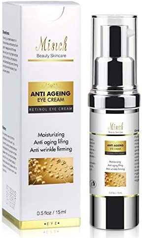Anti Aging Rapid Reduction Eye Cream Under Eye Cream Serum For Dark Circles and Puffiness with product image
