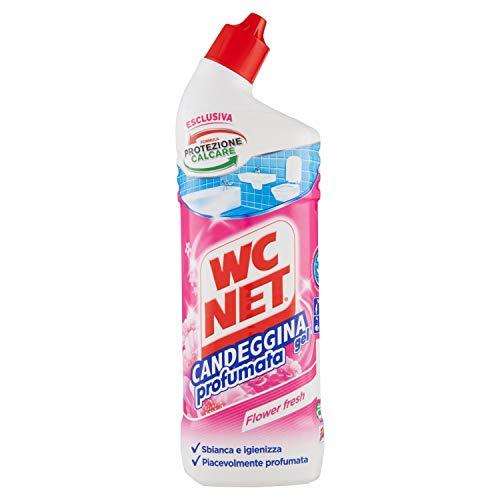 Wc Net Candeggina Gel Profumato -700 ml