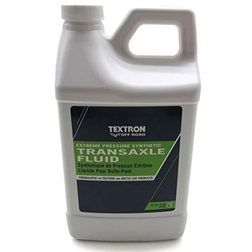 Textron Off Road Synthetic Transaxle Fluid Oil -...