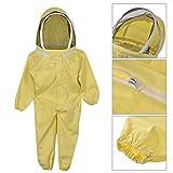 LAK Kinder Imkeranzug Schutzbekleidung,Imkerschutzkleidung Für Kinder, Schützt Den Bauernhof Für...