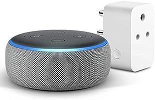 ऑल-न्यू Echo Dot (3rd Gen) - Alexa के साथ स्मार्ट स्पीकर