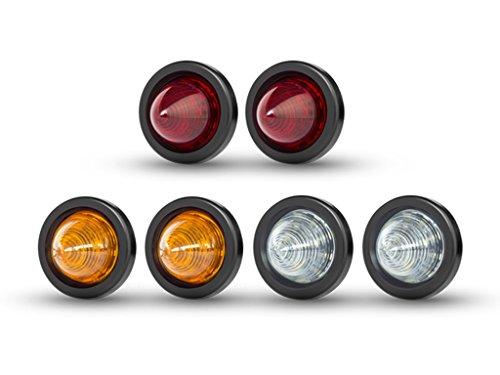 Projet LED Voiture Arrêter & Feux Arrière, Clignotants, Lampe Marche Arrière X 6