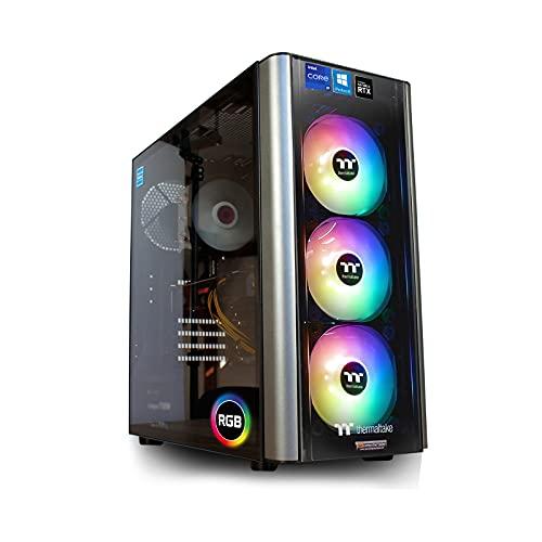 dcl24.de Gaming PC [14086] Intel i9-11900KF 8x3.5 GHz - Z490, 1TB M.2 SSD & 3TB HDD, 32GB DDR4, RTX3090 24GB, WLAN, Windows 10 Pro