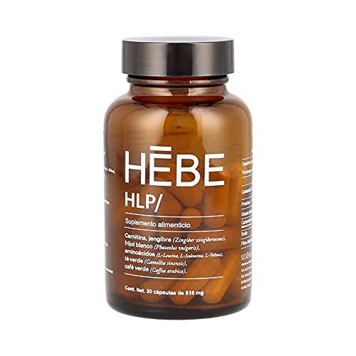 HEBE Suplemento Alimenticio en Cápsulas HLP, 30 cápsulas de 816 mg.