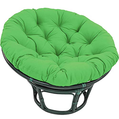 HOMRanger Round Thicken Cotton Cushion,Soft Breathable Portable Seat Pad,Nonslip Durable Mat,Single Chair Cushion For Hanging Basket Cradle Swing