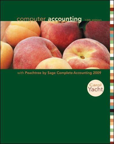 peachtree accounting program - 1