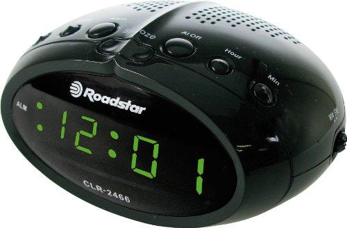 Roadstar Radiowecker mit AM/FM Tuner