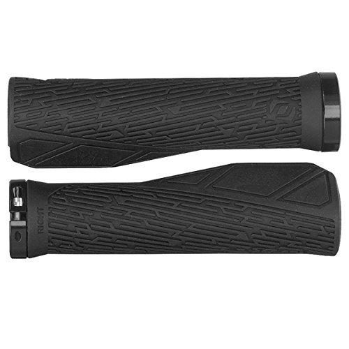 Syncros Comfort Lock-On Fahrrad Schraubgriffe schwarz