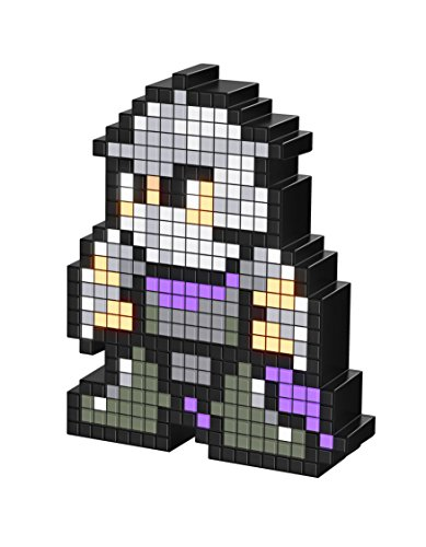 PDP Teenage Mutant Ninja Turtles Pixel Pals-TMNT-Shredder, 035