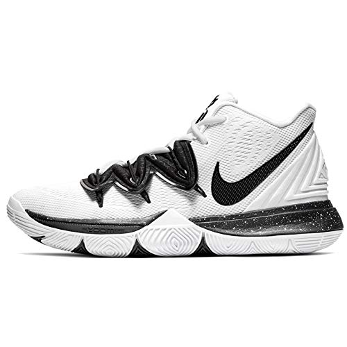 Price comparison product image Nike Kyrie 5 Basketball Shoes nkCN9519 100 (10 M US) White / Black
