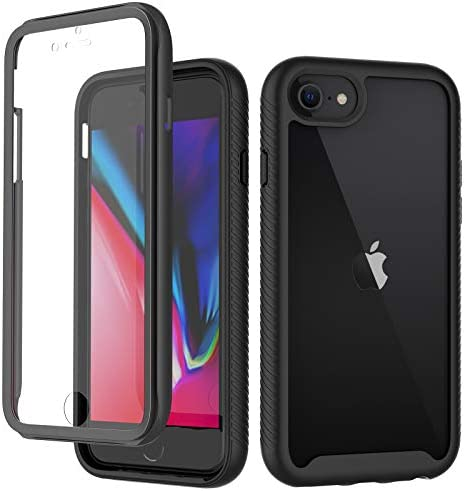 CENHUFO iPhone 7 8 6S 6 Case iPhone SE 2020 Case 4 7 with Built in Screen Protector 360 Full product image