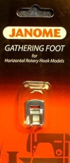 Janome Gathering Foot for Horizontal Rotary Hook Models