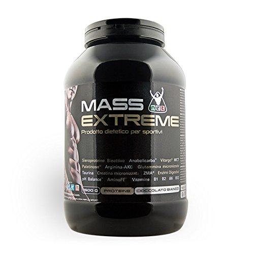 Net Mass Extreme 1500 g. Cioccolato Bianco