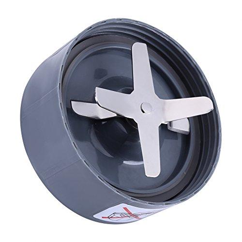 Vervanging juicer messen roestvrij staal lemmetbasis juicer accessoire geschikt voor 600/900 W NutriBullet Mixer 900 W.