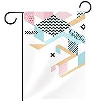 ガーデンヤードフラッグ両面 /12x18in/ ポリエステルウェルカムハウス旗バナー,scav
