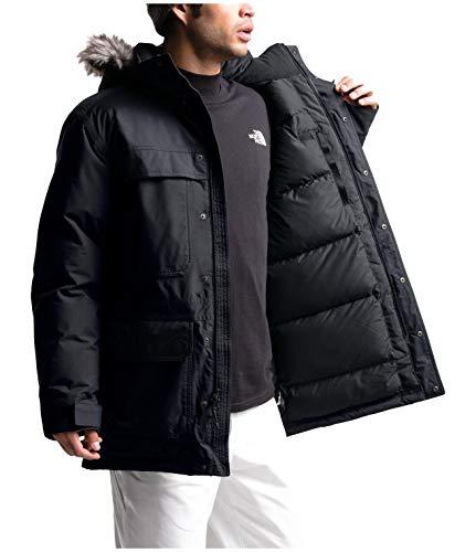 The North Face Men's McMurdo Parka III, TNF Black/TNF Black, Small
