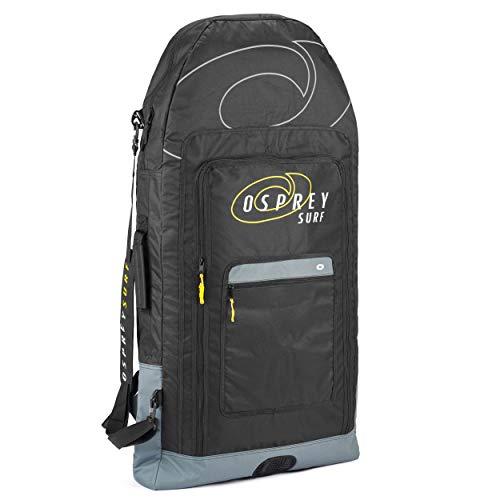 Osprey Bodyboard-Tasche SU4038, Schwarz, Einheitsgröße