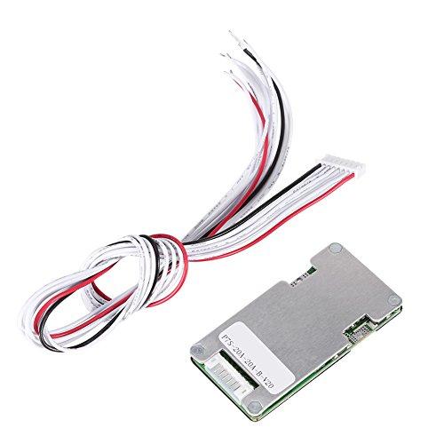 24 V 20 A 7 Series 17 17 17 17 batterij beschermbord met aluminium plaat voor lithium-ion LiFePO4 accu