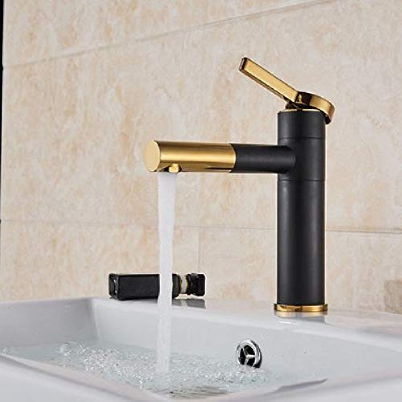 360 ° drehbaren Wasserhahn Retro Wasserhahn Waschbecken Wasserhahn Rotation Typ Kalten und heien Bad Wasserhahn