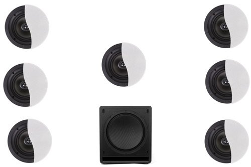 Buy Cheap Klipsch R2650CII In-Wall System #3