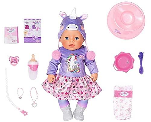 Zapf Creation Baby Born - Bambola da Bagno Soft Touch (828847)