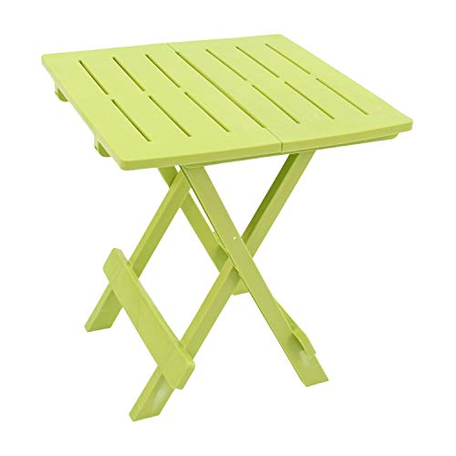TRABELLA Lime BARI Side Table, (H) 50, (W) 45, (D) 44 cm