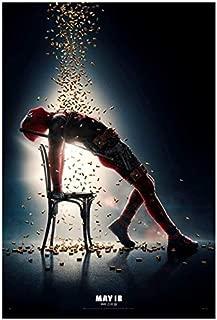 newhorizon Deadpool 2 Movie Poster 18'' x 28'' NOT A DVD