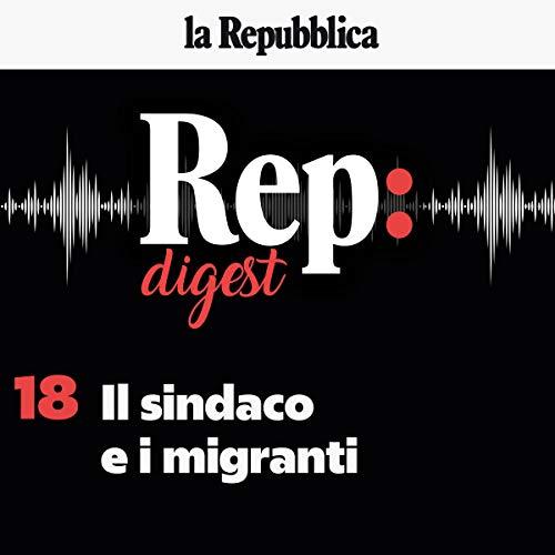 Il sindaco e i migranti audiobook cover art
