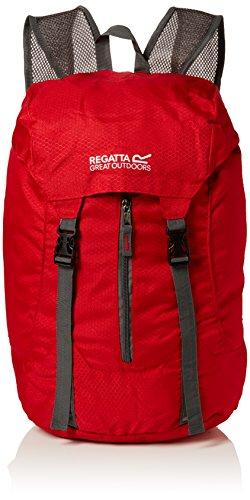 Regatta Easypack 25 litros Mochila embalar EU132 Rojo Mens  Red Alert  Talla:25