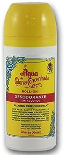 Agua de Colonia Concentrada Roll On Deodorant (75 ml)