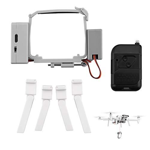 Sistema Airdrop para XiaoMi FIMI X8SE 2020 /2019 Mini Drone Accesorios para la entrega de propuestas de boda, gotas de aire, regalo de transporte