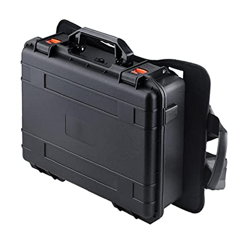 Étui rigide imperméable sac à dos appareil dur Compatible avec DJI Mavic Air 2 / Air 2S BlackDurable