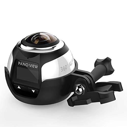 Xiaoxin 360vr panorama-camera 2448p Hd WiFi waterdicht 220 graden brede hoek-sport DV-camera, driving recorder, geschikt voor luchtopname, duiken, outdoor, etc.