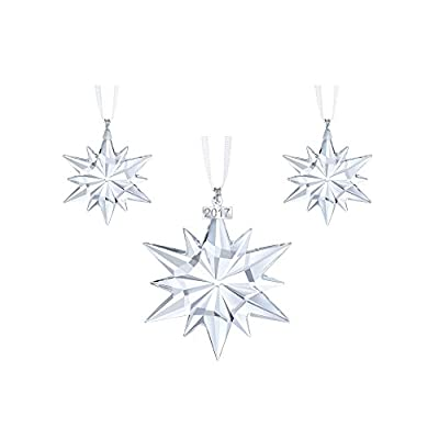 Swarovski Crystal Star Ornament 2017 Annual Edition